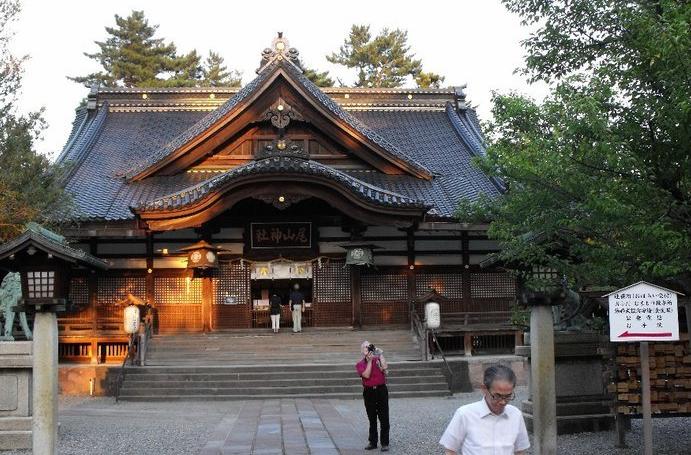 kanasawa temple